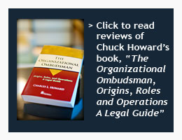 Click to read reviews of Chuck Howard's book,